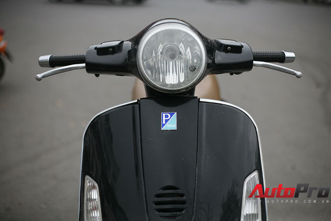 Piaggio Vespa Granturismo 125: Khong 40 triu cho xe 6 nm &quot;tui&quot;